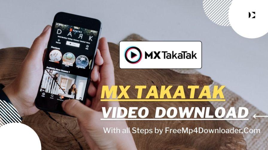 Takatak video downloader